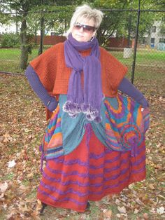 Free Shipping in United States Handknitted by KnittingbyScarlatto