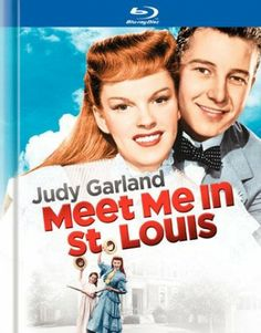 "*Meet Me In St. Louis*-  Captivating musical based on Sally Benson's slice of Americana about a family's experiences during the year of the St. Louis World's Fair, 1903. Judy sings wonderful Ralph BlaneHugh Martin songs ""The Boy Next Door,'' ""Have Yourself a Merry Little Christmas,'' ""The Trolley Song,'' while Margaret O'Brien steals every scene she's in as little sister Tootie. (In fact, she won a special Oscar, as the year's best child actress.) """