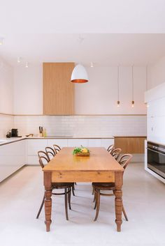 Weld Street Kitchen Alterations by Preston Lane Architects.