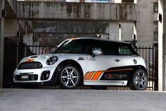 Rays 57 Motorsport G07Mi6 Bmw Classic, Classic Mini, Mini Copper, Mini Cooper Clubman, John Cooper Works, Mini Trucks, Small Cars, Amazing Cars, Car Girls
