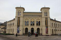 Alfred Nobel Peace Center Oslo (Nobels Fredssenter)