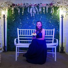 First time to be a bridesmaid. I wonder if I will be the next bride... Hmm? CHAR?!