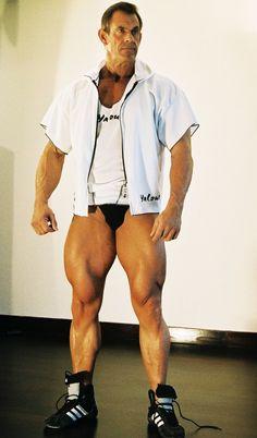Alain Petriz (French Bodybuilder)