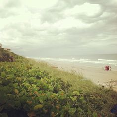 Melbourne Florida beach