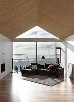 Mokollar - Picture gallery #architecture #interiordesign #wood #livingroom