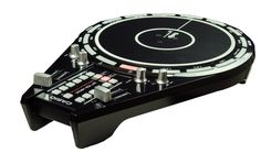 It's not quite clear what just happened at Casio's Music Gear division. Last year, their XW DJ line included a pedestrian but perfectly innocuous-looking DJ/VJ controller in partnership with Vestax. Now, in an apparent attempt to corner the market of 12-year-old producers, they've made two crazy-looking things shaped like the Millennium Falcon. Not a little like the Millennium Falcon – nearly exactly like it, just short of turning its reflector dish into a knob. (Okay, it looks a little bit…