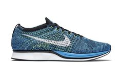 "Nike | Flyknit Racer ""Blue Cactus"""