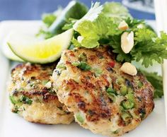 Recipe Asian Fish Cakes by The Rob Fam - Recipe of category Main dishes - fish