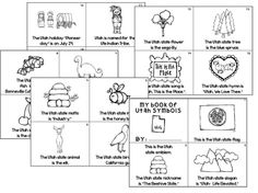 california state symbols coloring pages - utah on pinterest zion national park us states and