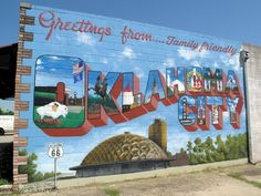 Visit Oklahoma City with the kids!