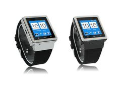 3G Version Android 4.0 1G Dual Core CPU Smart Wrist Watch Cell Phone, Built-in WIFI Bluetooth GPS