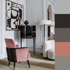 Come abbinare i colori in casa   Consulente di immagine, Rossella Migliaccio Color Blocking Outfits, Palette, Colorful Interiors, Color Mixing, Color Schemes, Interior Design, House, Matching Colors, Home Decor