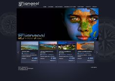 Iangool Viaggi, #agenziadiviaggi on line.  #Sitoweb realizzato da Estensa #webagency