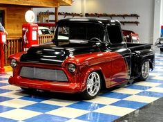 56 Chevy 3100