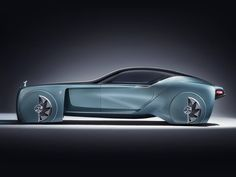 The future of luxury autonomous travel is born. Discover the Rolls-Royce 103EX vision vehicle.