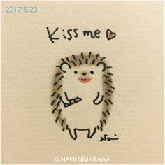 1185 キスの日 Kiss me!
