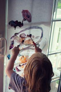 i ain't gonna paint no more book activity #crayonfreckles