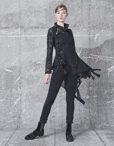 HIGH by Claire Campbell AW 2015/16