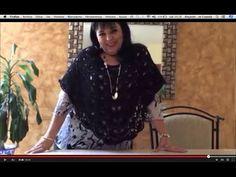 CAPITA ESPAÑOLA - tejido con gancho - Tejiendo con LAURA CEPEDA - YouTube