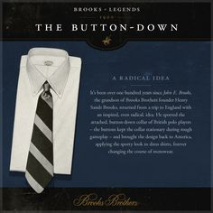The Button-Down - The Origin