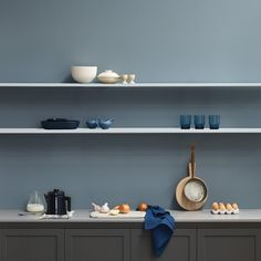 Find Porter's Dark Newport Blue Eggshell Finish Broadwall Washable Paint at Bunnings Warehouse. Visit your local store for the widest range of paint & decorating products. Blue Wall Colors, House Colors, Paint Colours, House Paint Interior, Interior Walls, Paint Can Sizes, Newport Blue, Handmade Paint, Washable Paint
