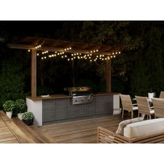 Outdoor Kitchen Cabinets, Custom Kitchen Cabinets, Built In Cabinets, Kitchen Island, Outdoor Kitchen Plans, Outdoor Kitchen Design, Design Kitchen, Modular Outdoor Kitchens, Covered Outdoor Kitchens