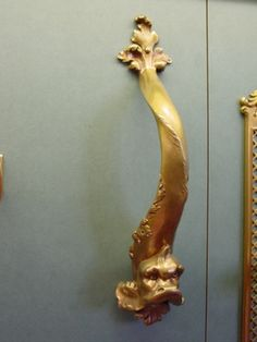E.R. Butler Door Pull, Love the Regency Dolphin!  Jewelry for the door, Important  accessory