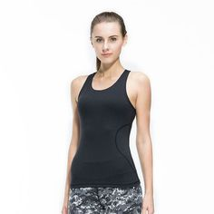 Fitness Women Sexy Tight Yoga Top Gym Sports Vest Sleeveless Shirts Tank Tops Running Clothes Female T-shirt Mesh Sportswear