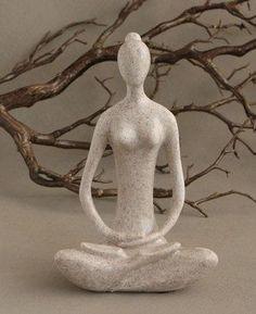 Yoga Statue #meditationspace