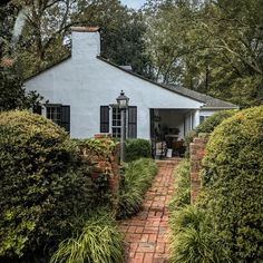 """Cobb Landmarks on Instagram: """"This unassuming cottage has a little-known past. Glover family history states that it was originally constructed in the 1850s to house…"""""""