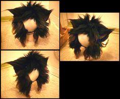 Cute Cat Wig