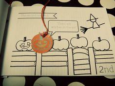 5 Little Pumpkins Sitting on a Gate: An InteractiveReader