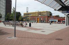Hesseplaats @Ommoord Rotterdam , The Netherlands