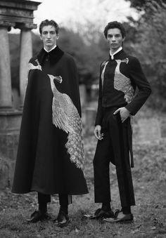 McQueen men's fashion