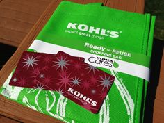 #Win $100 Kohl's Gift Card @Annie Compean {Stowed Stuff} - 10/26