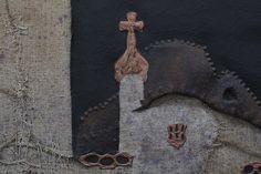 """Picture """"Batllo House"""". Detail 1."""