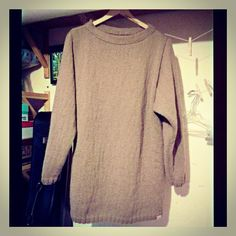 Our first oversize sweater for adults :D We're soooooo proud of it!!! It took ages to knit it ;) It will be available for special order in our on-line store soon :) #knit #knitting #knitted #sweater #wool #cotton #oversize #fashion #slowfashion #handmade #madeinpoland #diy #happy #proudof #queenzoja