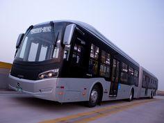 (Brasil) Caio Millennium BRT Articulated