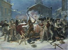 The Boston Massacre, known as the Incident on King Street by the British, was an incident on March 5, 1770, in which British Army soldiers killed five male civilians and injured six others. The incident was heavily propagandized by leading Patriots, such as Paul Revere and Samuel Adams, to fuel animosity toward the British authorities.