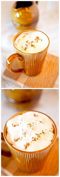 Pumpkin Spice Latte (Vegan, Gluten Free)