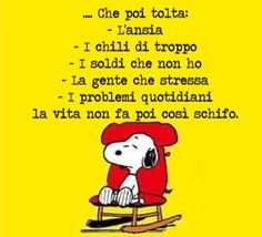 In fact … 😀 – Quotes World Text Quotes, Funny Quotes, Verona, Italian Quotes, For You Song, Cat Birthday, Snoopy And Woodstock, S Pic, Girl Humor