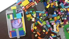 """Serve tanto para lenço umedecido como lenço de papel. Fica um charme e tem que ter muito cuidado para não desmontar quando for trocar o refil.  Não é fácil de fazer mas o resultado final sempre """"enche meu peito de orgulho""""  Acesse o site e confira os 30 dias sem parar com LEGO http://ift.tt/1oBoEWj"""