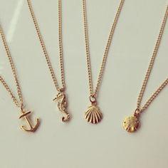 Micro Necklaces