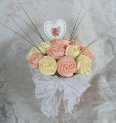 Happy Mother's Day Cupcake Bouquet
