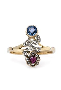 "Brides.com: 38 Engagement Rings for the Indie Bride ""Markl"" ring, $1,220, Digby & IonaPhoto: Courtesy of Digby & Iona"