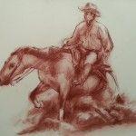 """Ritratto di """"cowboy"""""""