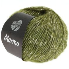 MARMO 008-olive green / raw white / black brown