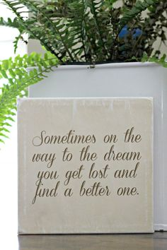Inspirational Quote by UponADreamDesigns on Etsy