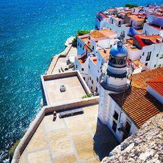Peñiscola,  España Cadiz Spain, Ibiza Spain, Cartagena Spain, Marbella Spain, Spain Aesthetics, Cordoba Spain, Valencia Spain, Toledo Spain, Spain