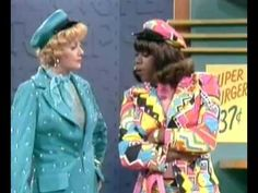 Flip Wilson Show - Geraldine and Lucille Ball